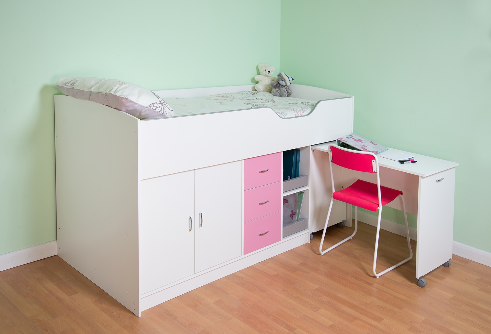 Are Cabin Beds The Solution For Small Bedrooms: Cabin Beds